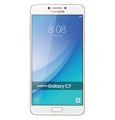 samsung galaxy-c7 glas vervangen_model