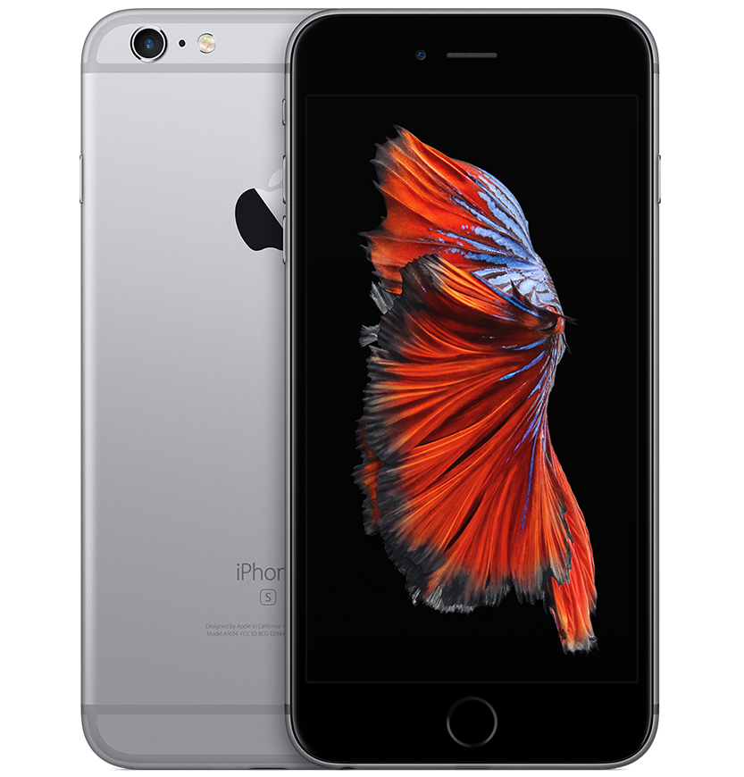 Detail afbeelding refurbished Apple iPhone 6S Plus